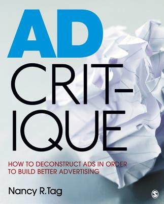 Ad Critique By Tag, Nancy R.